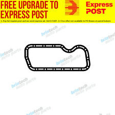 1987-08/1993 For Holden Rodeo TFR55 4JB1-T Isuzu Engine Oil Pan Sump Gasket 3