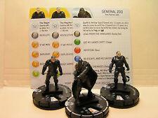 Superman Movie: General Zod and Kryptonian Rebel Team!