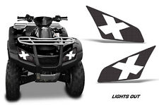 AMR Racing Head Light Eyes Honda Rincon 680 ATV Headlight Decals Part LIGHTS OUT
