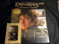 Señor de los anillos figuras-Edición 180 Frodo en Hobbiton-EAGLEMOSS última cuestión