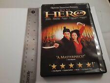 Hero (Dvd, 2002) - Quentin Tarantino film zhang ziyi donnie yen jet Li