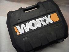 WORX Cordless Hammer Drill Battery Gun Carry Box Case Storage 40 x 35 x 11cm