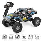 Wltoys 104310 1/10 Climbing Car 4WD Dual Motor 2.4G 15km/H Speed RTR Toys B6J3