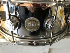 DW (Drum Workshop) 5.5x14 Collectors Stainless Steel Metal Snare Drum