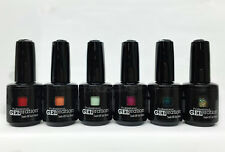 Jessica GELeration Soak Off Nail Gel Polish 0.5oz/15ml - Set of 6 Colors