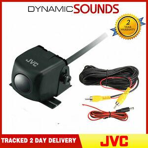 "JVC KV-CM30 1/4"" Waterproof Colour CMOS Car Van Rear Reverse Parking Cam Camera"