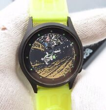 BON-TON, Time Riders,Bike Jumping Animated Dial,Ultra Rare, MENS WATCH,NIB,R1709
