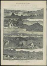 1885-comisión afgano Irán Mallada shahrad Khorasan Damghan militar (194)