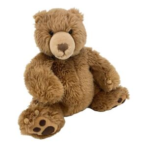 Kohl's Cares Gund Plush Grizzly Bear Stuffed Animal Toy Brown with Claws #44184