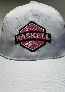 New Official 2020 HASKELL INVITATIONAL Hat Monmouth Park NJ Horse Racetrack !