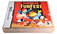 Garfield's Funfest DS 2DS 3DS Game *Complete*