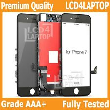 Black Replacement Screen For iPhone 7 A1660 A1778 A1779 LCD Full Touch Digitizer