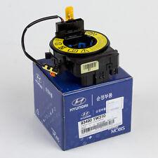 Genuine Hyundai Clock Spring Contact Assy w/Heated Steering 11-13 Elantra, 1W310