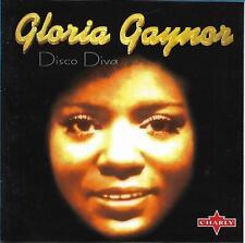 GLORIA GAYNOR - DISCO DIVA (U.K.)