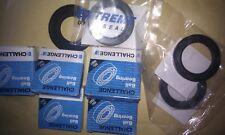 Yamaha YZF600 THUNDERCAT Delantero y Trasero Rueda & Piñón Kit Cojinetes y sellos