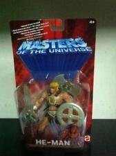 Mattel Masters of the Universe HE-MAN Basic Action Figure MOC, 2002