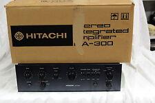 Hitachi HA-300 Stereo Integrated Amplifier  in Original Box - 240V