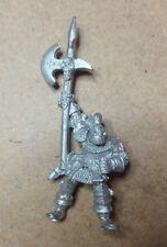 Warhammer Fantasy Chaos Warrior Chariot Crew - Metal - Stripped