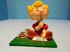 Snoopy/Peanuts Danbury Mint Peanuts Gang Christmas Resin Ornament - Sally