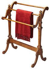 Quilt Racks - Bedford Blanket Rack - Quilt Rack - Vintage Oak - Free Shipping*