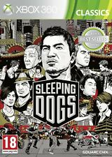 Sleeping Dogs For PAL XBox 360 (New & Sealed)