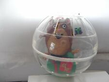 New Hallmark Hampster Dance Song Ornament Handcrafted With Sound