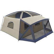 12 Person Cabin Tent Camping Family Outdoor Instant Tents Trail 2 Room New
