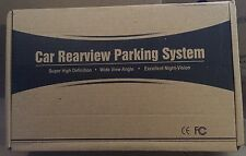 Car Rearview Parking System - SS646, Volvo XC60, XC90, S40, C70, S80L, S40L, S80