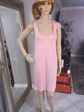 H&M Race Back Tank Dress Beach Cover-Up Size Extra Small