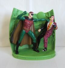 Batman Forever Robin & Two-Face Diorama Statue 46029 Applause 1995 DC COMICS