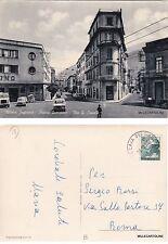 # NOCERA INFERIORE: PIAZZA GUERRITORE - VIA G. CANALE  1966