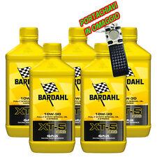 5 LITROS ACEITE MOTOR 4 TIEMPOS Bardahl Bardhal XT-S XTS C60 10W30 + HOMENAJE