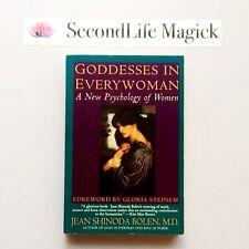 GODDESSES IN EVERY WOMAN ~ Bolen (1985) A New Psychology of Women.