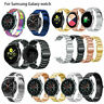 Stainless Steel Strap Wrist Band For Samsung Galaxy Watch Active S3 42mm 46mm