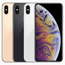 Apple iPhone XS 64GB 4G Unlocked Sim Free Smartphone - Very Good Condition