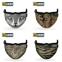 Ammo by Mig Facemasks (Multiple Different Styles)