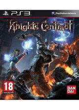 Knights Contract sur PS3 Bandai Namco Entertainment