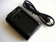 BATTERY CHARGER CANON XL2S 3CCD PRO Mini camcorder wall plug cord adapter camera