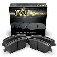[FRONT SET]  *HART BRAKES SEMI-MET* BRAKE PADS - LOW DUST COMPOUND BA77836