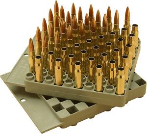Gard Block Ammo Plastic Shot Holder Loading Tray Reloading Universal MTM Case