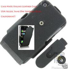 Italian Leather Case Mate Apple iphone 1st Gen 4gb 8gb