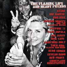 THE FLAMING LIPS & HEADY FWENDS CD NEW Kesha Nick Cave Yoko Ono Erykah Badu