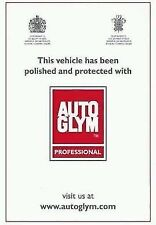 Autoglym Valeting Paper Floor Mats - Pack of 200