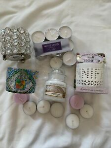 Yankee Candle And Candle Bundle Mixed