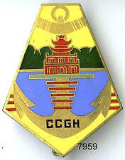 7959 - TROUPES COLONIALE - C.C.G.H