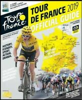 2019 TOUR DE FRANCE Official Race Guide + Giant Map Poster Australian Edition