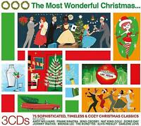 The Most Wonderful Christmas (3CD) - Andy Williams [CD] Sent Sameday*