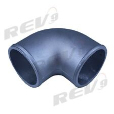 2178 Vibrant 2.5 Inch 90 Degree Pipe Bend Aluminum