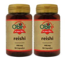 ENVÍO URGENTE: REISHI 400 mg. 2x90c.Obire