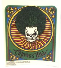 Cypress Hill Dr. Greenthumb Window Cling New Official 1993 Merch Sticker Peel